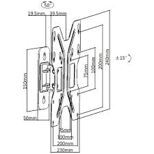 Кронштейн <b>Ultramounts UM 863 черный</b> купить в Москве в ...