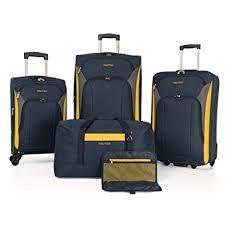Nautica 5 Piece Luggage Set - Amazon.com