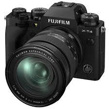Купить <b>Фотоаппарат</b> системный премиум <b>Fujifilm X</b>-<b>T4 Kit</b> 16 ...