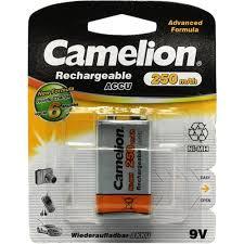 <b>Аккумулятор Camelion</b> NH-9V250BP1 1 шт. — купить, цена и ...