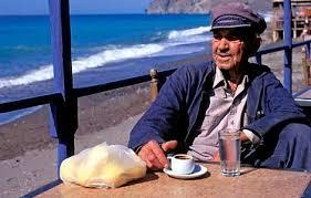 Αποτέλεσμα εικόνας για καφέ και την... Ικαρία;