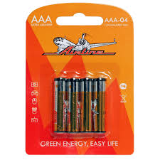 <b>Батарейки</b> LR03/<b>AAA</b> щелочные 4 шт. блистер, купить, цена 96 ...
