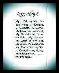Happy Birthday to my Husband! | Quotes & Life Goals | Pinterest ... via Relatably.com