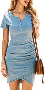 V-Neck - Casual / Dresses: Clothing, Shoes & Jewelry - Amazon.com