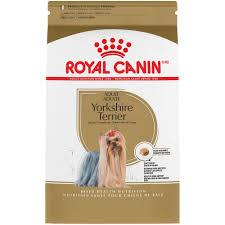 <b>Royal Canin</b> Breed Health Nutrition <b>Yorkshire Terrier</b> Adult Dry Dog ...