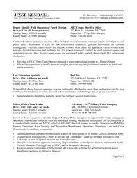 resume template for waitress  seangarrette coresume template