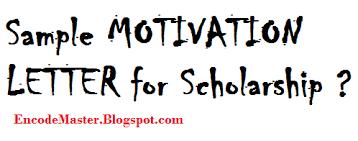 scholarship application letter sample budget template letter