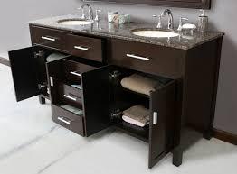 double sink bathroom vanity drawer   b open