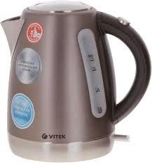 Электрический <b>чайник Vitek VT-7025</b>(<b>ST</b>) — купить в интернет ...