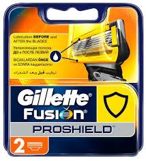 Сменные <b>кассеты Gillette</b> Fusion5 <b>ProShield</b> — купить по ...