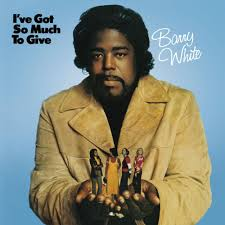 <b>Barry White – I</b>'m Gonna Love You Just A Little More, Baby Lyrics ...