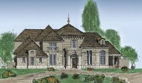 Manor Style Home   Hearth and Home Distributors of Utah  LLCHearth    French manor style house plan