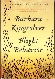 books learn more every day flight behavior book cover