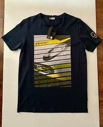 lamborghini Miura <b>t shirt 100</b>%<b>cotton knit</b> tee size LM new <b>men</b> jumper