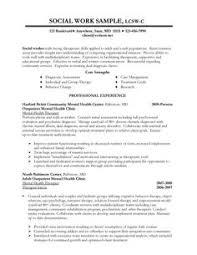 sample social work resume examples social worker resume template