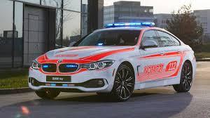 <b>BMW</b> Showcases <b>Emergency</b> Vehicle Attire For Several Models