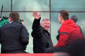 The End! Sir Alex Fergusons final ever press conference as Manchester United manager