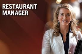 Hasil gambar untuk restaurant manager