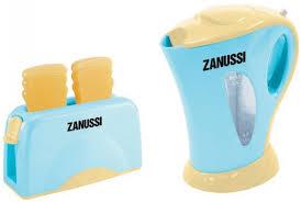 Игровой набор <b>HTI</b> «Zanussi» чайник и <b>тостер</b> - отзывы ...