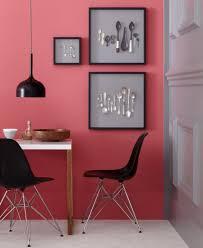 Esszimmer Gestalten Wände : �� wohnen und einrichten mit rot wandfarben möbel