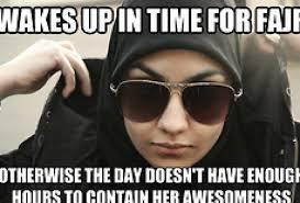 Badass Muslim Girl MuslimGirl.net via Relatably.com