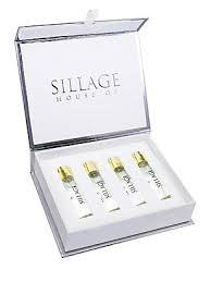 <b>House of Sillage</b> - Or Hauts Bijoux 4-Piece Travel Spray Refill <b>Set</b> ...