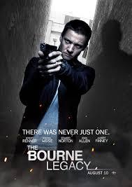 El Legado de Bourne (The Bourne Legacy) 2012