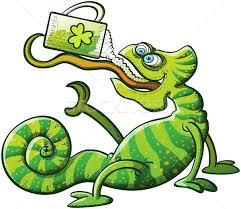 Resultado de imagem para lagarto com a lingua estendida
