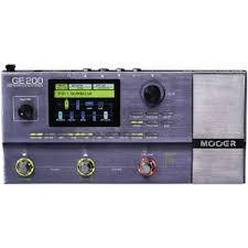 Купить <b>гитарные процессоры MOOER</b> (Муер) недорого, отзывы ...