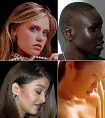 Resultado de imagen de diferencias raciales