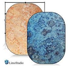 LimoStudio 7 x 5 Foot. Tie Dye Rich Mocha and Dark ... - Amazon.com