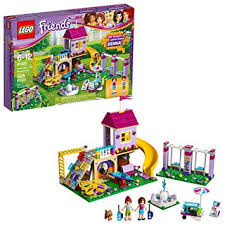 01050 341pcs friends heartlake city playground building blocks bricks enlighten toys for girls compatible with legoe 41325