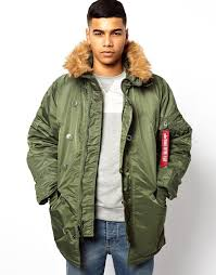 Зимние <b>куртки</b>, парки и другие вещи бренда Alpha Industries уже ...
