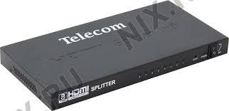 <b>Telecom HDMI Splitter</b> TTS5030 — купить в Москве | Низкие цены ...