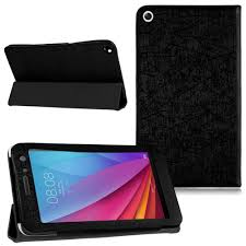 New case <b>T1 701u flip leather case</b> For Huawei Mediapad T1 7.0 ...
