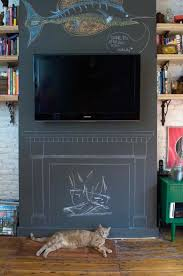 paint an entire wall in your office with chalkboard paint and get the accent wall look and a huge creative outlet all at once chalkboard paint office