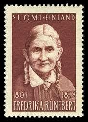 Resultado de imagen para Fredrika Runeberg