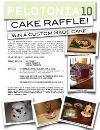 cake raffle flyer by les blake issuu