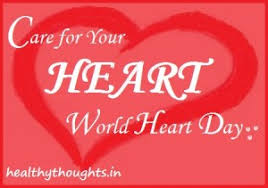 Care for your heart - World Heart Day