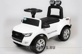 Толокар-<b>каталка Barty Ford Ranger</b> DK-P01 белый купить ...