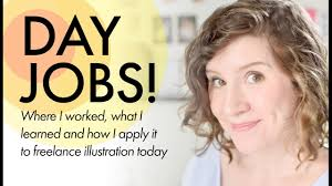 day jobs where i worked what i learned and how i apply it to day jobs where i worked what i learned and how i apply it to lance illustration today