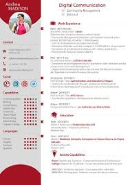 professional resumes template that get you stand outmore detailsstarting from  usd  community manager