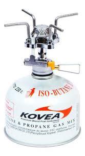 Туристическая <b>горелка газовая Kovea Solo</b> Stove KB-0409 ...