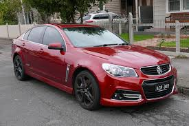 File Holden Commodore Vf Ss V Redline Sedan