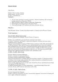 rep resume volumetrics co s rep resume retail s resume objective for s position casaquadro com outside s rep resume objective medical s representative resume
