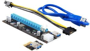 <b>Адаптер RISER CARD</b> MINING MAXI for GPU 200W+ , OEM ...