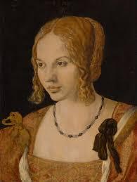 Portrait of a Young Venetian <b>Woman</b> - Albrecht Dürer — Google <b>Arts</b> ...