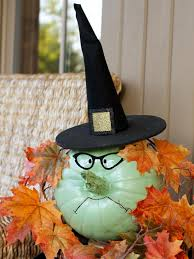 How to Make a Bewitching <b>Halloween Pumpkin</b> | HGTV