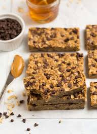 Peanut Butter <b>Protein Bars</b>