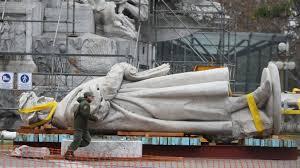 Resultado de imagen para inauguracion juana azurduy estatua